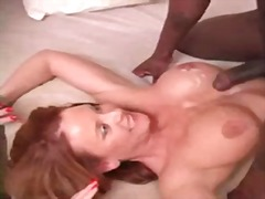 interracial, figa, penis monstruós, verga, mamada, hardcore