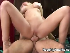 Julia ann loves to work with big cocks and today she has a great opportunity to please danny and make him a marvelous deepthroat. moreover, she wants to ride his hard tool. enjoy