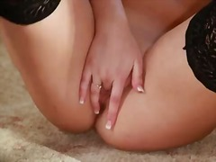 Allesandra snow knows how to satisfaction using only her fingers and today she wants to show some of her secrets. moreover, you are going to see an awesome striptease too. enjoy