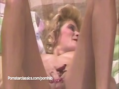 Ginger Lynn, mother, ginger lynn, retro, lesbian, toys, vibrator, mom