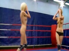 domination, muffdiving, sporty, babe, girls, fight, lesbian, female, nude, 69, clubs, blonde, wrestling, catfight