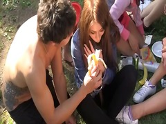 real, hard, parties, group, small, orgy, college, tits