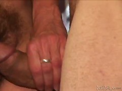 hairy, mature, pussy