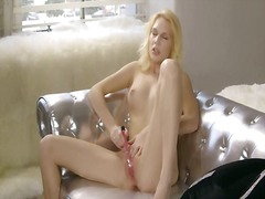 blonde, masturbation, toys, toy, handjob, princess