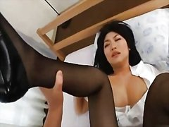 Red Tube:pantyhose, couple, japanese, asian, milf