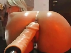 Lewd russian mother i'd like to fuck getting eager and slutty