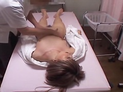 massage, hidden, camera, oil, beautiful, masturbation
