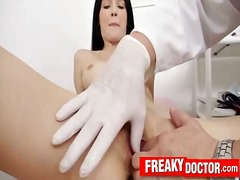 pussy, cervix, shot, fetish, clinic, vaginal, medical