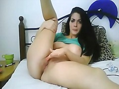 Gorgeous chubby pussy