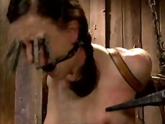 bdsm, domination, leather, metal, bondage, dungeon, screaming, pipes, caning, device