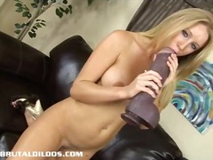 insertion, jouets, masturbation, brutalement, blondes, godes, coquins, solo