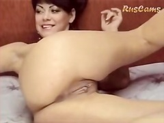 Couple fucking on home video