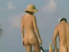 At the nude beach