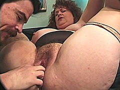 Mature bbw gets fucked