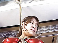 asian, japanese, bondage, pregnant, toys, bdsm, milf