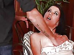 Cindy gold fucks like a sex crazed in steamy action with horny dude
