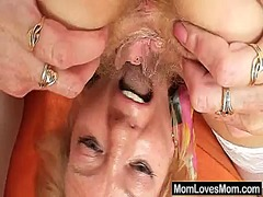 lezzy, granny, stockings, mom, cougar, old, lesbian