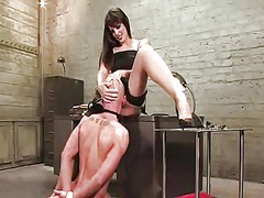bobbi starr,  dominanz, rollenspiele, dominanz, female domination