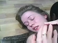 Private Home Clips:kreun, orgasme, swart, wit