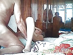 Private Home Clips:orosz, nagyival